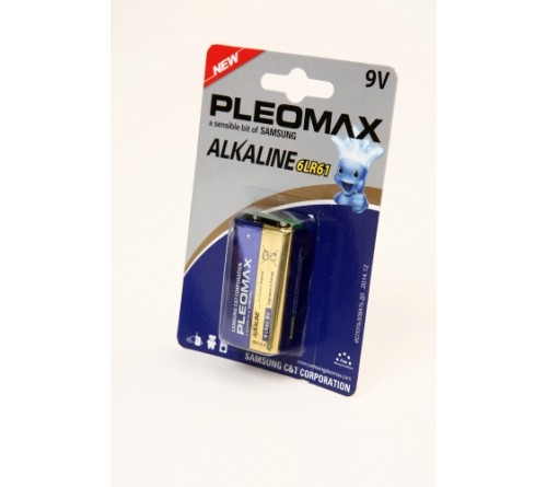 Крона  SAMSUNG      6LR61 (10)(200)  Блистер Alkaline