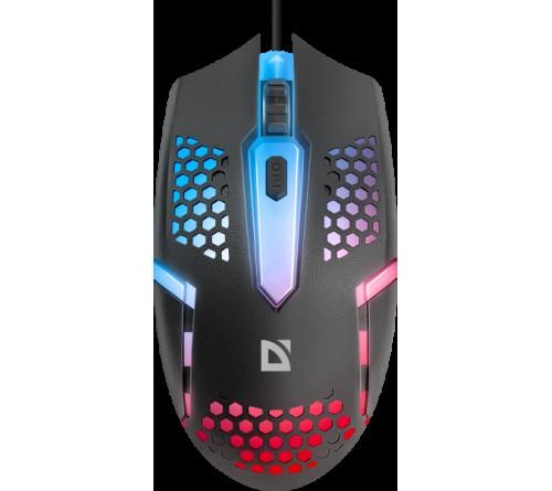 Мышь DEFENDER    010 Datum        (USB, 1000dpi,Optical) Black