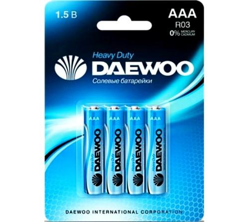 DAEWOO         R03  (4BL)(40)(960)  Блистер