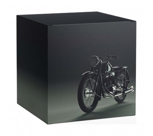 Подарочная коробка для кружки Новогодние шары (КпКНШ-01)
