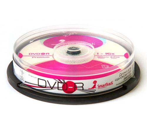 DVD-R        Smart TRACK  4.7 Gb 16x  (Cake   10)(200)