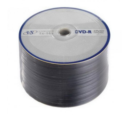DVD-R        VS 4.7Gb 16x  (Bulk    50)(600)
