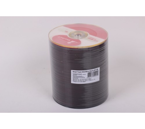 DVD-RW    Smart TRACK  4.7 Gb   4x  (Bulk  100)(600)