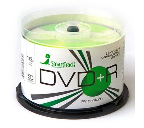 DVD+R       Smart TRACK  4.7 Gb 16x  (Cake   50)(600)