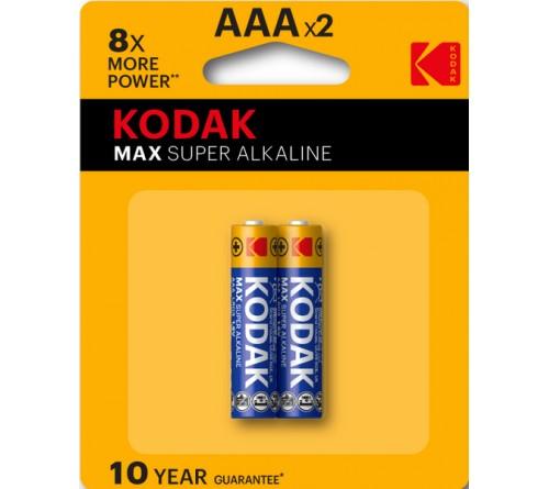 KODAK             LR03  Alkaline  (  2BL)(20)(100)