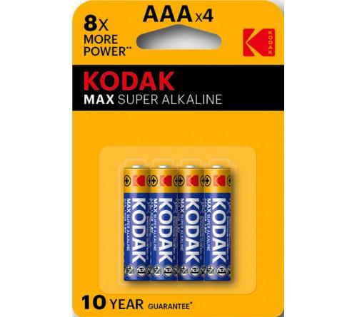 KODAK             LR03  Alkaline  (  4BL)(40)(200)