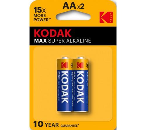 KODAK             LR6  Alkaline  (  2BL)(40)(200)