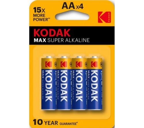 KODAK             LR6  Alkaline  (  4BL)(80)(400)