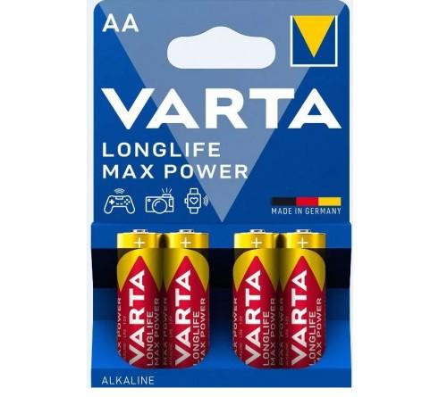 VARTA             LR6  Alkaline  (  4BL)(80)(400)  4706  Max-Tech