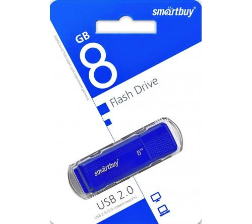USB Флеш-Драйв    8Gb  Smart Buy Dock