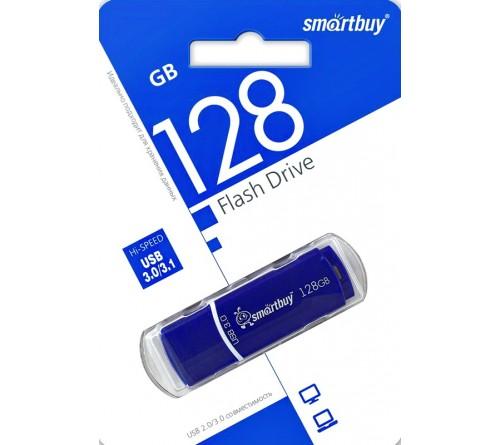 USB Флеш-Драйв128Gb  Smart Buy Crown USB 3.0