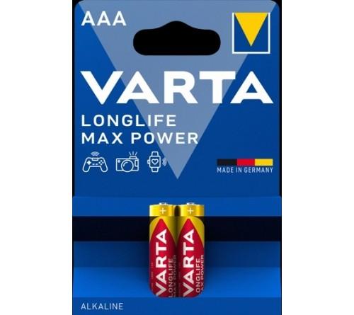 VARTA             LR03  Alkaline  (  2BL)(20)(100)  4703  Max-Tech