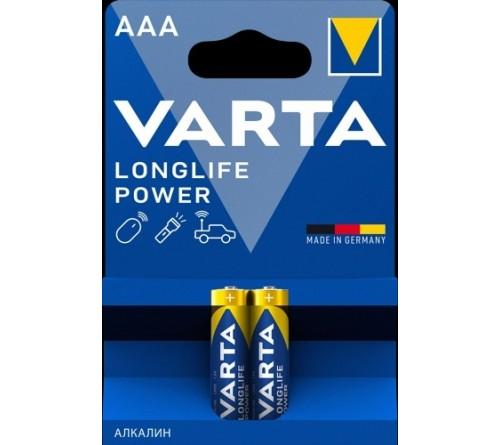 VARTA             LR03  Alkaline  (  2BL)(20)(100)  4903  High Energy