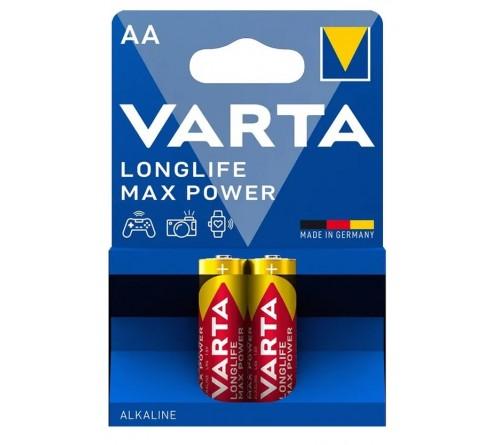 VARTA             LR6  Alkaline  (  2BL)(40)(200)  4706  Max-Tech