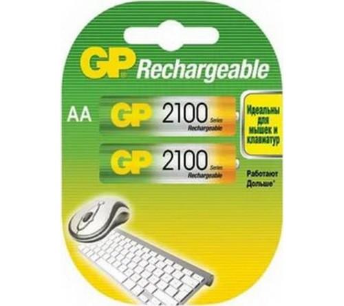 Аккум   GP               R6     (2100mAh)(2BL)(20)