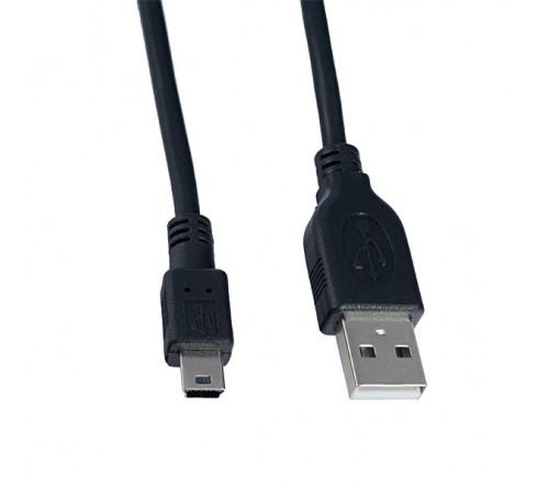 Кабель  Perfeo (U4301) USB2.0 AM - MiniUSB 5P 1.0м  пакет (  40)