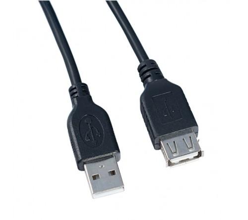 Кабель  Perfeo (U4503) USB2.0 AM - USB2.0 AF 1.8м  пакет (  20) Удлинитель