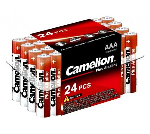 CAMELION       LR03  Alkaline  (    24)(24)(576) Plastic Box 24
