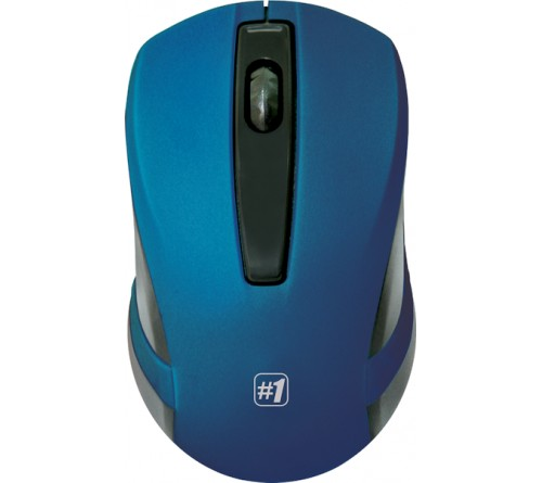 Мышь DEFENDER    605                   (Nano,1200dpi,Optical) Blue Беспроводная