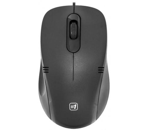 Мышь DEFENDER    930                   (USB, 1000dpi,Optical) Black