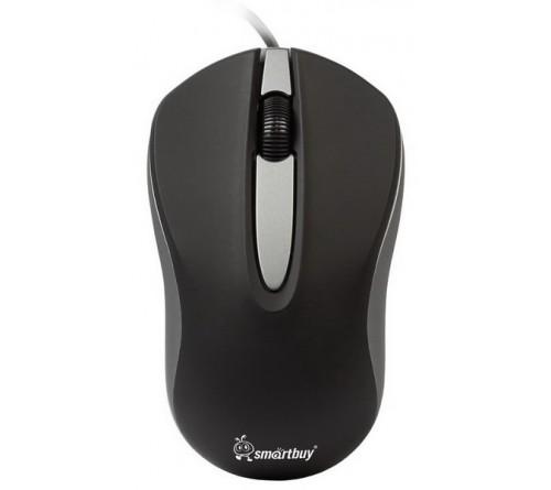 Мышь Smart Buy  329 K-G ONE         (USB,   800dpi,Optical) Black-Gray,Коробка