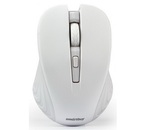 Мышь Smart Buy  340 AG-W ONE      (Nano,1000dpi,Optical) White,Беспроводная,Блистер