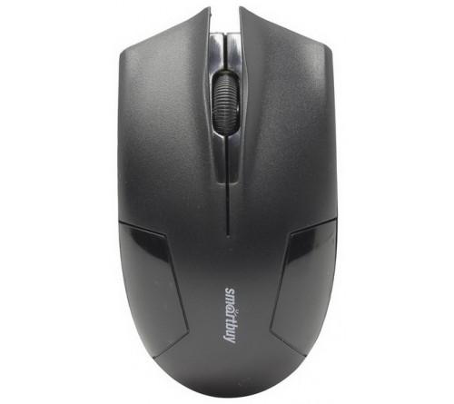 Мышь Smart Buy  341 AG-K ONE       (Nano,1000dpi,Optical) Black,Беспроводная,Блистер