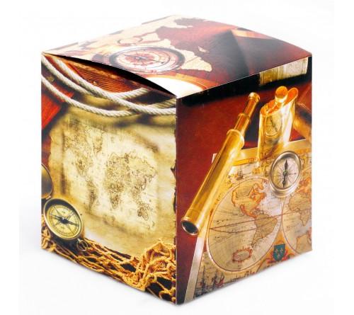 Подарочная коробка для кружки Путешествие