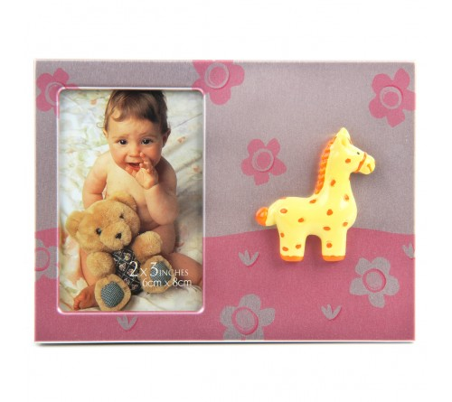 Рамка PIONEER al   8033  (8033)      6*  8 baby poly toys, pink       (40)