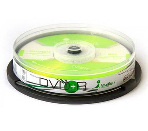 DVD+R       Smart TRACK  4.7 Gb 16x  (Cake   10)(200)