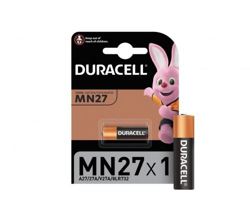 Батарейка Сигналка  DURACELL   MN27 12V (10)