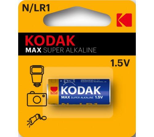 Батарейка Сигналка  KODAK             LR1    1,5V (  1BL)(12) KN