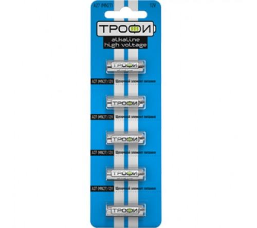 Батарейка Сигналка  ТРОФИ            A27     12V (  5BL)(100)(1000)