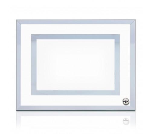 Фоторамка стеклянная под сублимацию BL-04 18х23х0,5 см