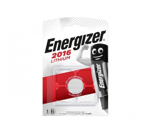 ENERGIZER     CR2016  ( 1BL)(  10)
