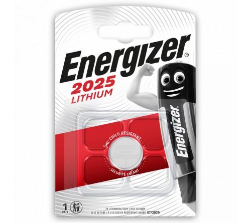 Батарейка ENERGIZER     CR2025  ( 1BL)(  10)