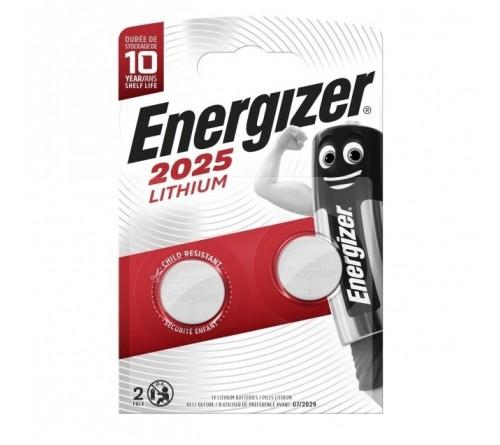 ENERGIZER     CR2025  ( 2BL)(  20)