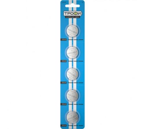 Батарейка ТРОФИ            CR2430  ( 5BL)(100)