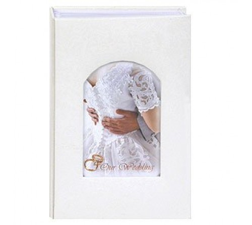 Ф/Альбом  IA  SA-10 Магн.листов (23*28)  SBM-101  Франц. окно        (12) Белый