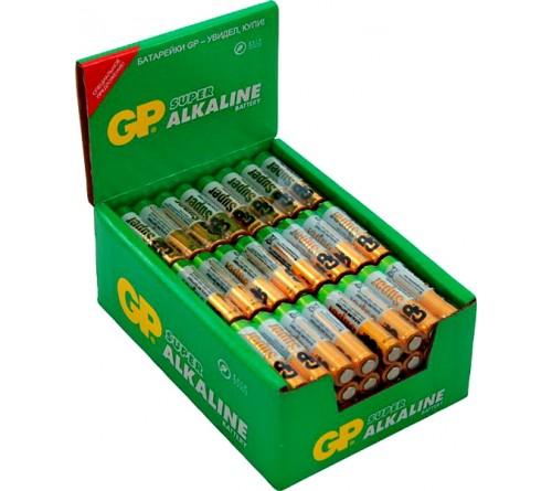 Батарейка GP                    LR03  Alkaline  (    96)(192)(384)