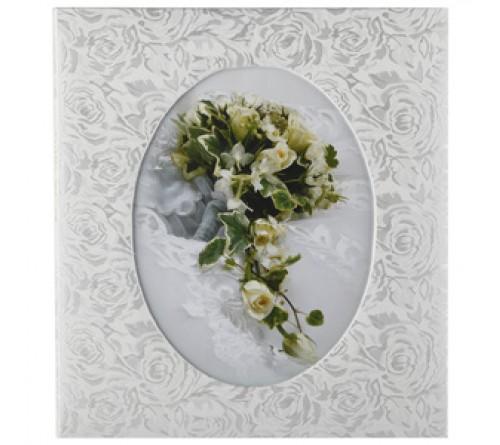 Ф/Альбом  IA  SA-50 Магн.листов (23*28)  RBM-501  овал                      (  6) белый