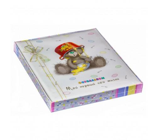Ф/Альбом  IA PB11/B018   11 магн.листов, Детские Мой первый год жизни 30*31             (  6)