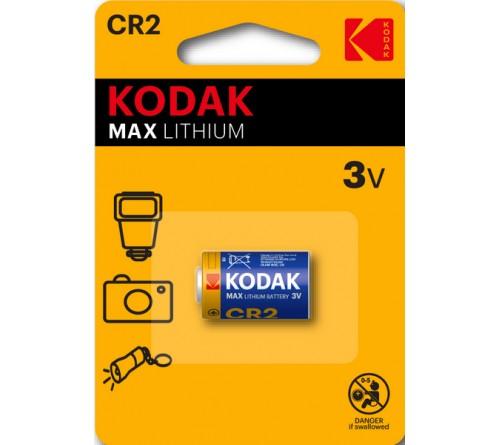 Батарейка KODAK                CR2  3V  (12)(288)