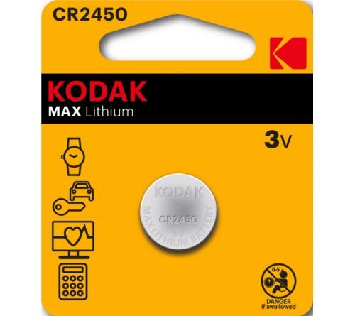 KODAK              CR2450  ( 1BL)(  60)(120)
