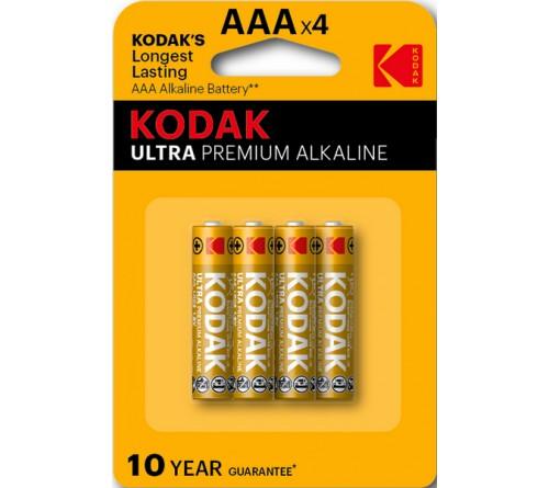 KODAK             LR03  Alkaline  (  4BL)(40)(200)  Ultra Digital