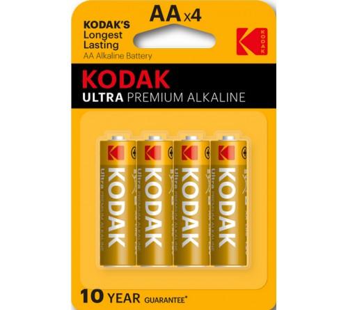 KODAK             LR6  Alkaline  (  4BL)(80)(400)  Ultra Digital