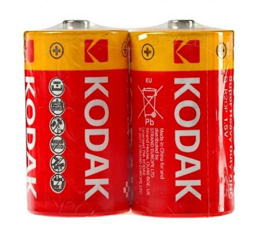 Батарейка KODAK             R20  (    2)(24)(144)