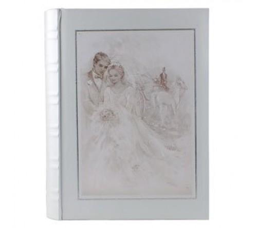 Ф/Альбом Climax 300 ф СВ 46300 MS свадебные, книжный переплёт (12)