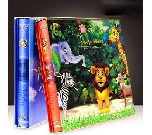 Ф/Альбом Магн. 20 м.л. (H6004A)  в подарочной коробке, детский, бум. листы  28,9*29,2 см                   (18)