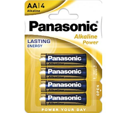 PANASONIC    LR6  Alkaline  (  4BL)(48)(240)  Alkaline Power